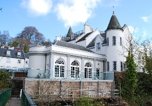 De Vere Barony Castle