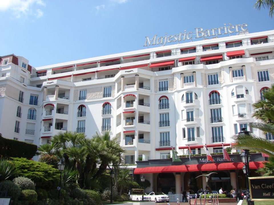 Hotel Majestic Barri�re